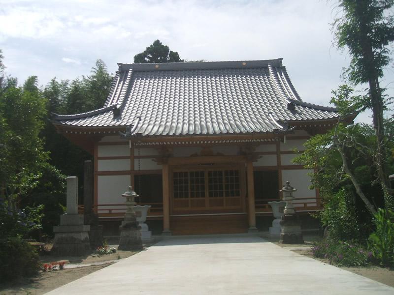 長生村 T寺 新築工事