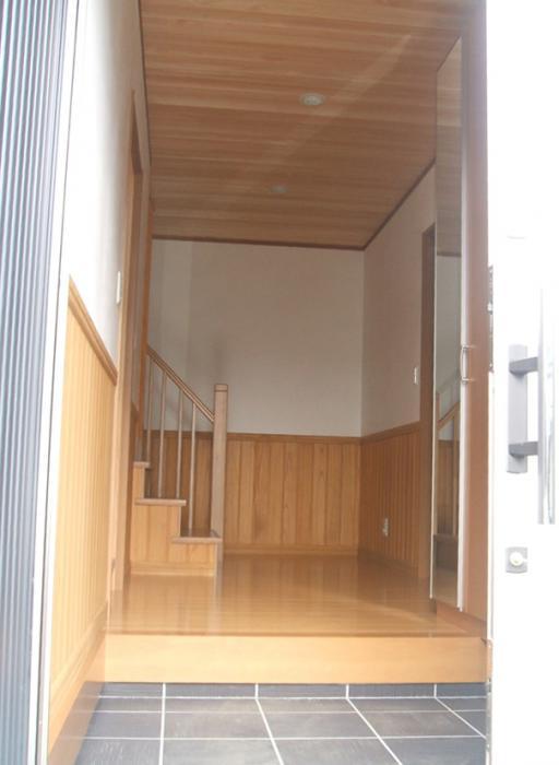 茂原市 自然素材の家