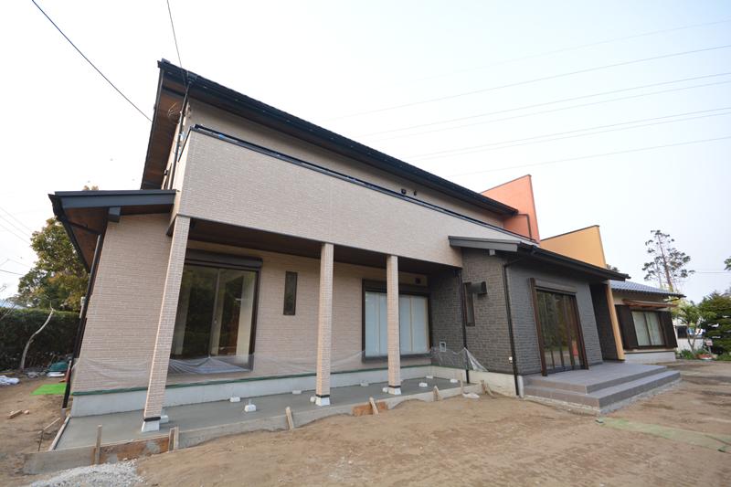 長生村 K様邸 新築工事