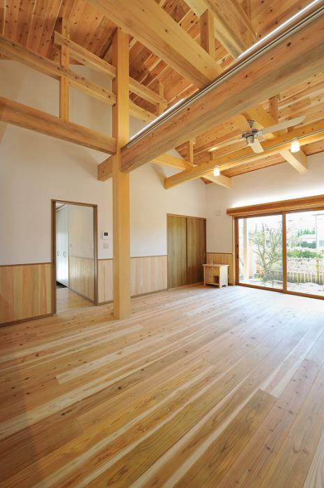 睦沢町 K様邸 新築工事