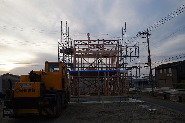一宮町 K様邸 新築工事